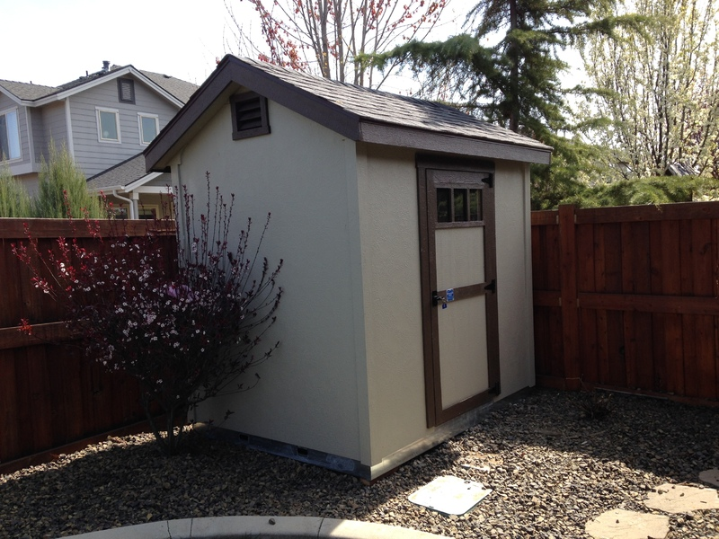 Classic gable style shed design stor mor sheds idaho for Gable style shed