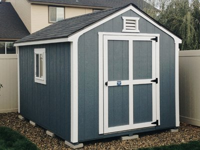 Classic Gable Style Shed