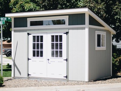Outdoor Storage Sheds Made in Idaho @ Stor-Mor Sheds