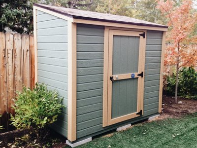 Side Kick Style Shed & Outdoor Storage Sheds Made in Idaho @ Stor-Mor Sheds